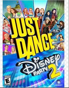 JEU Just Dance Disney 2 WII U