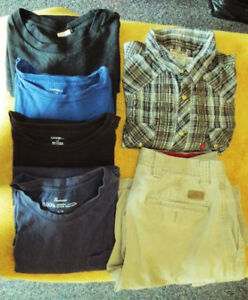 Men's Summer Clothes Size Tall L-XL ***price reduced***