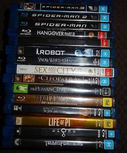 Blurays for sale - Various Morley Bayswater Area Preview