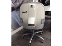 Vespa scooter chair….Sale Price NOW £750.... (Normal RRP £1500)