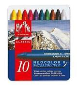 Caran D Ache Crayons