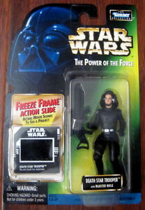Star Wars Figures - Japan Imports (RARE) Cambridge Kitchener Area image 3