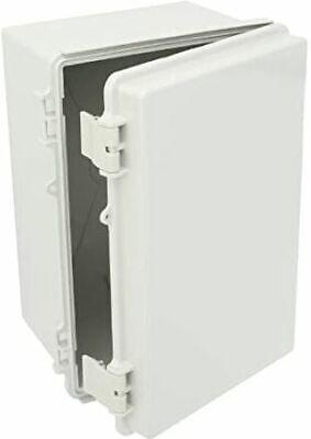 Bud Industries Nbf-32318 Nbf32318 Plastic Box New