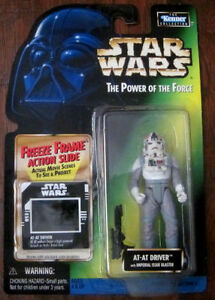 Imperial Figures (4) - Star Wars Power of the Force Cambridge Kitchener Area image 3