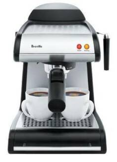 wanted - functioning coffee machine