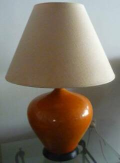 Lamp shade in perth region wa gumtree australia free local beautiful ceramic lamp with shade keyboard keysfo Gallery