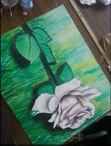 White Rose Painting Peterborough Peterborough Area image 1