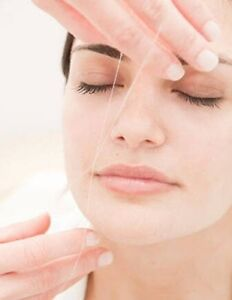 FACE AND EYEBROWS THREADING Wollert Whittlesea Area Preview