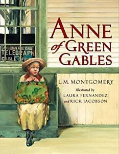 ANNE OF GREEN GABLES (NEW HARD COPY)