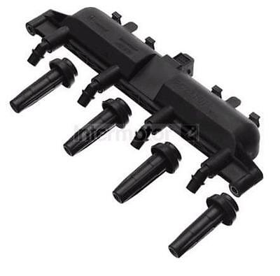 FOR PEUGEOT 206 1.1 1.4 IGNITION COIL PACK RAIL BLACK CONNECTOR PLUG 1998-2007