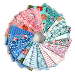 "Sewing Fabric- MODA.""Cape Ann"" Charm Packs & Fabric by the meter"