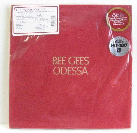 Bee Gees Odessa Lp Ebay