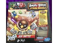 Angry birds games Star Wars and transformers