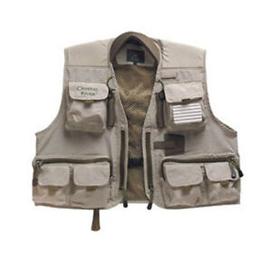 Crystal River Deluxe Fly Vest - XL London Ontario image 4