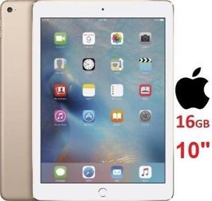 NEW OB APPLE IPAD AIR 2 16GB TABLET MH0W2LL/A 139778489 GOLD WIFI