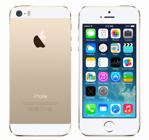 Mint Condition iPhone 5s-Unlocked-(Space Gray or Gold)16GB =$250
