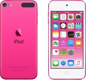 Pink Ipod Touch 6th Gen