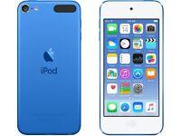 iPod 6 generation Blue