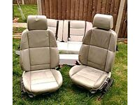 BMW e36 Sport M3 leather Interior Seats