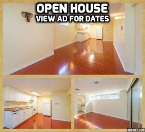 Utilities Included - Open House - 2 Bathrooms - Bedroom