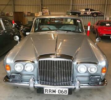 COLLECTABLE CLASSIC CARS - 1968 Bentley T1 Strathalbyn Alexandrina Area Preview