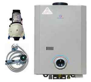 Eccotemp L7 Tankless Water Heater Bundle (w/ 12V pump)
