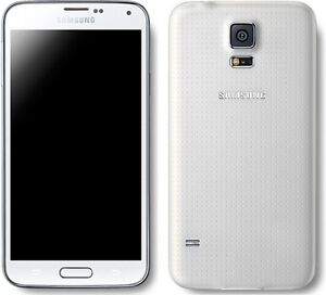 Bell Galaxy S5 White