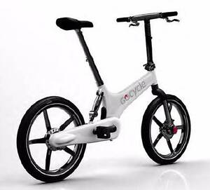 GoCycle bicycles Rose Bay Eastern Suburbs Preview