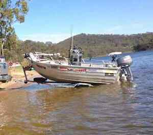 4m aluminum centre console/fishing boat Blacktown Blacktown Area Preview
