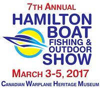 HAMILTON BOAT, FISHING AND OUTDOOR SHOW