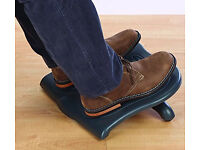 foot rest (ideal for computer workers) office desk accessory