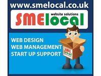 Website Design Support and Management Services for Small & Rural Business