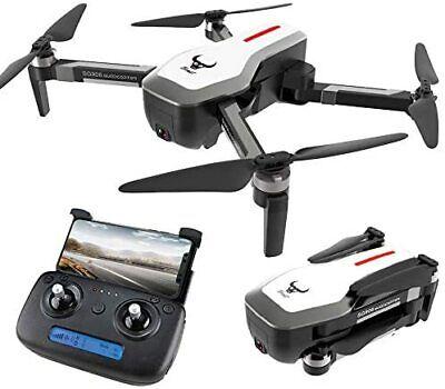 SG906 GPS Drone 4K Camera 5G WiFi Brushless Selfie Foldable Optical Positioning