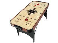 Air hockey table 5 foot