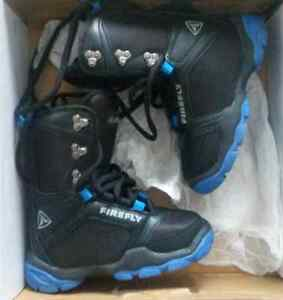 New - Firefly - Snowboard Boots - Size - Youth 1