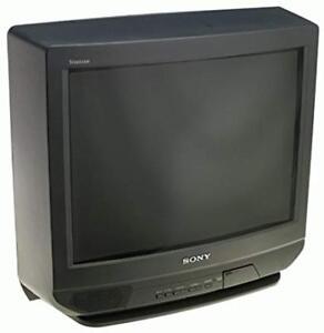 Sony Trinitron  CRT TVs for quick sale