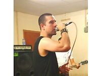 Metal Vocalist seeks metal band or musicians to form a band in Hertfordshire