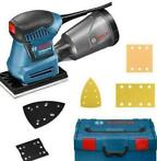 Bosch Professional GSS 160 multi Schuurmachine 3 in 1 in