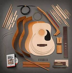 StewMac Dreadnought Acoustic guitar build kit