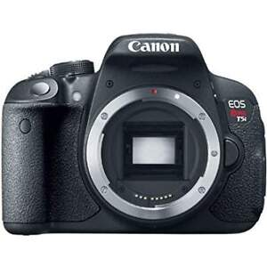 Canon EOS Rebel T5 Digital SLR Camera (Body Only)