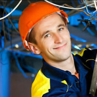 Saturday house electrician troubleshoot, wire, repair 6479338444