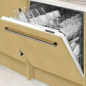 Brand New LAMONA LAM8603 integrated dishwasher FOC (because the front door leaks)