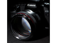 Will swap my 85mm 1.2 Canon lens for 100mm macro or 50mm (Canon)