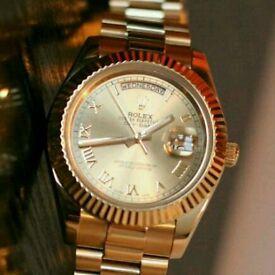 Rolex Day Date Presidential Gold W