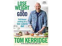 Lose Weight For Good Hardback Book By Tom Kerridge - New