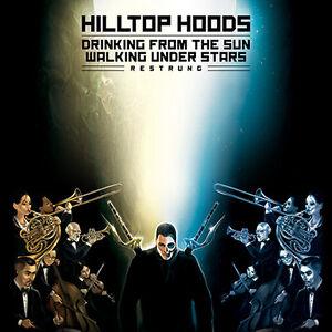 Hilltop Hoods Drinking From The Sun Walking Under Stars Restrung RSD vinyl 3 LP