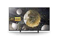 """Bargain Brand New Sony KD49XD8305 Smart 4K Ultra HD HDR LED Android 49"""" tv."""