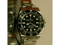 Rolex Submariner No Date + Box, Papers