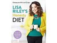 Lisa Riley's Honesty Diet New Paperback