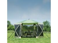 Quest 6 sided gazebo -extra large